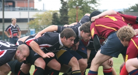 Harborne Rugby Football Club banner image 5
