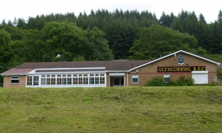 Glyncorrwg RFC banner image 1