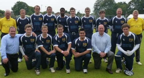 Formby Cricket Club banner image 1