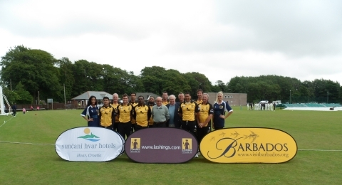 Formby Cricket Club banner image 9