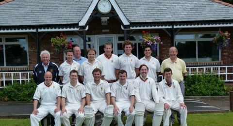 Formby Cricket Club banner image 3