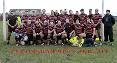 Hensingham ARLFC banner image 5
