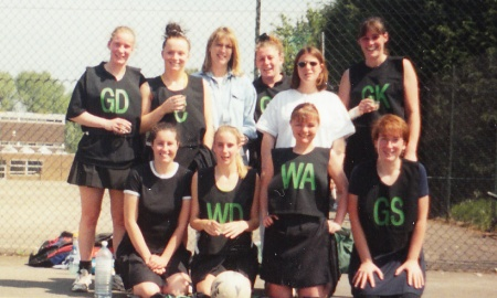 Optimum Ladies Netball banner image 3
