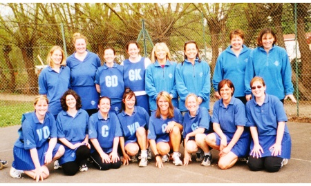 Optimum Ladies Netball banner image 1