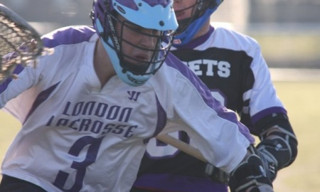 University of London Men's Lacrosse banner image 4
