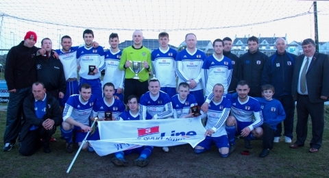 TREARDDUR BAY UNITED FOOTBALL CLUB banner image 1