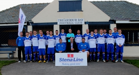 TREARDDUR BAY UNITED FOOTBALL CLUB banner image 9
