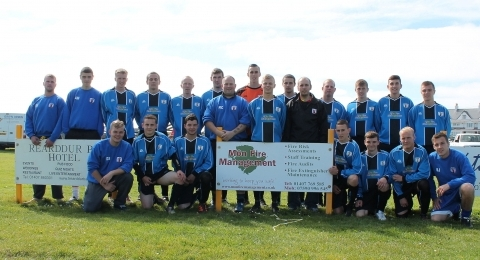 TREARDDUR BAY UNITED FOOTBALL CLUB banner image 6