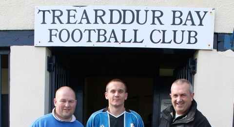 TREARDDUR BAY UNITED FOOTBALL CLUB banner image 5