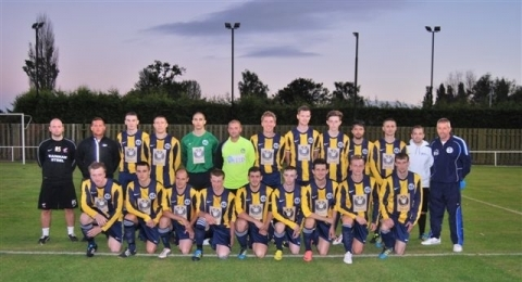 Bottesford Town F C banner image 6