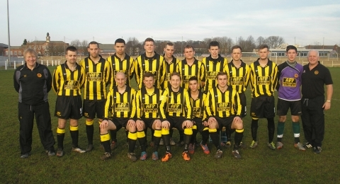 Dinnington Town Football Club banner image 5