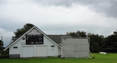 Leek Cricket Club banner image 1