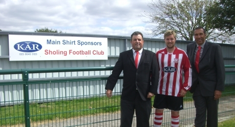 SHOLING FC 'THE BOATMEN' banner image 3