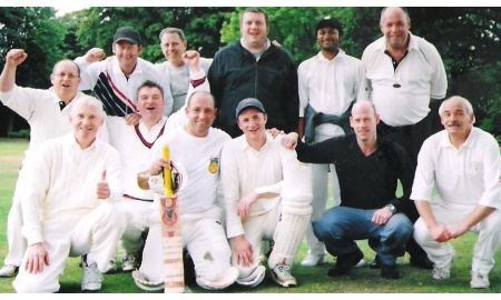 Cults Cricket Club banner image 9