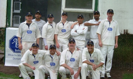 Cults Cricket Club banner image 4