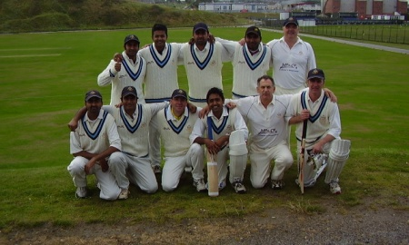 Cults Cricket Club banner image 3