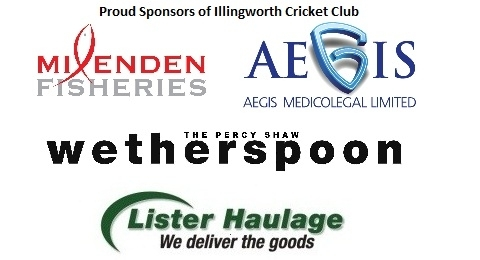 Illingworth St Mary's Cricket Club banner image 1