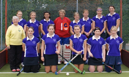 CCS Ladies Hockey Club banner image 4