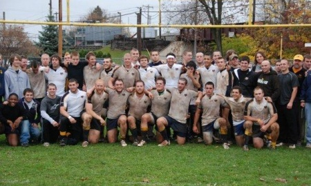 West Chester Univ. Men's Rugby banner image 3