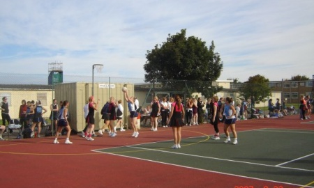 Arena Netball Club banner image 4