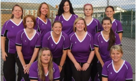 Arena Netball Club banner image 7