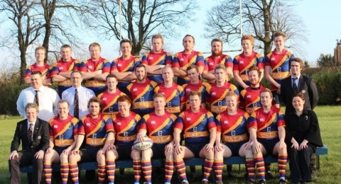 Lenzie Rugby Club banner image 1