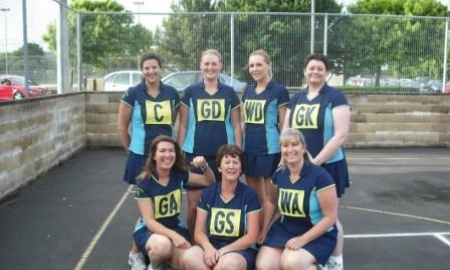 Kingfisher Netball Club banner image 4