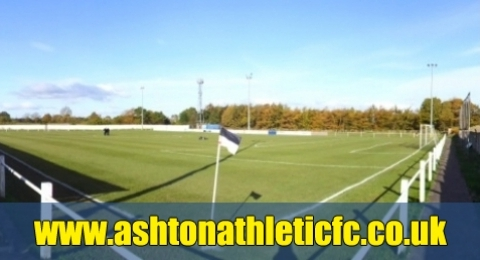 Ashton Athletic Football Club banner image 1