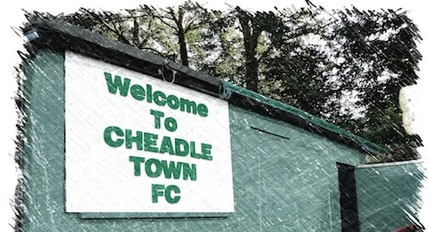Cheadle Town Football Club banner image 4