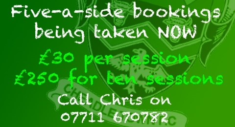Cheadle Town Football Club banner image 3