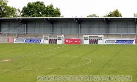 Harlow Town Football Club banner image 3
