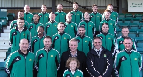 Barwell Football Club banner image 7