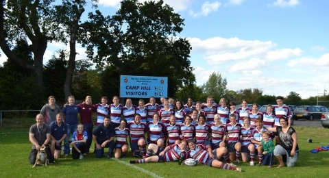 Camp Hill RFC (est 1893) banner image 3