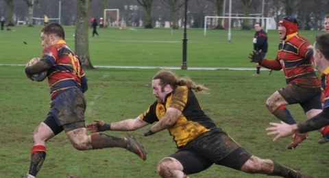 Northampton Heathens RFC banner image 10
