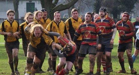 Northampton Heathens RFC banner image 3