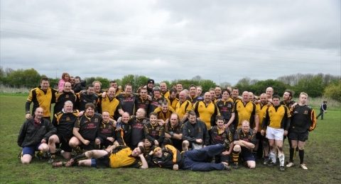 Northampton Heathens RFC banner image 6