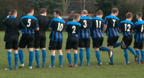 Knaphill Athletic Football Club banner image 2
