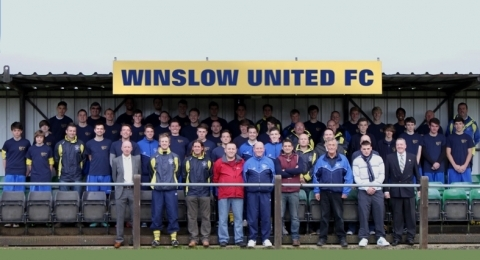 Winslow United FC banner image 4