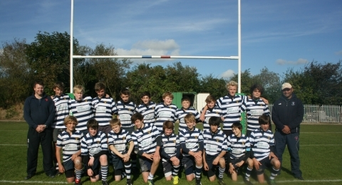 Pocklington RUFC banner image 4