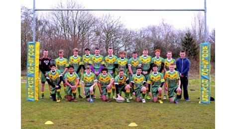 Woolston Rovers (Wizards) RLFC banner image 2