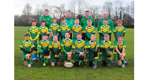 Woolston Rovers (Wizards) RLFC banner image 7