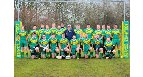 Woolston Rovers (Wizards) RLFC banner image 4