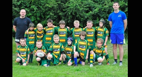 Woolston Rovers (Wizards) RLFC banner image 5