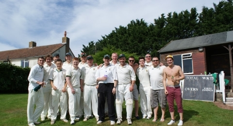 Abertillery Town Cricket Club banner image 3