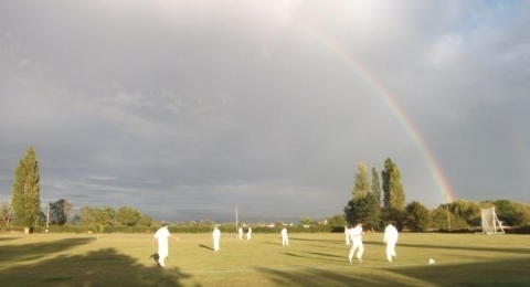 Down Hatherley Cricket Club banner image 3