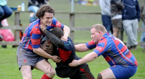 Inverness Craig Dunain Rugby  Club banner image 5