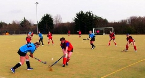 Weymouth Hockey Club banner image 4