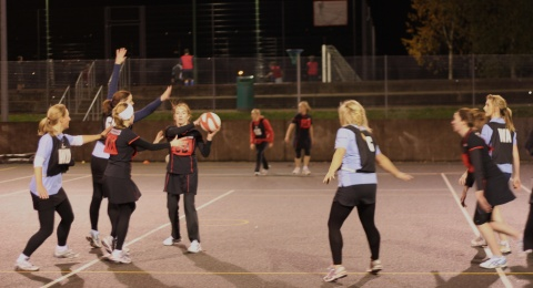 R&B Netball Club banner image 3