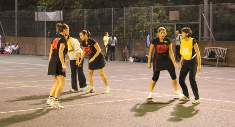 R&B Netball Club banner image 5