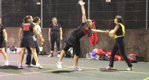 R&B Netball Club banner image 2